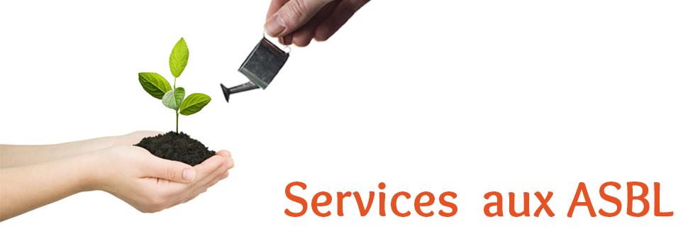 Services aux ASBL